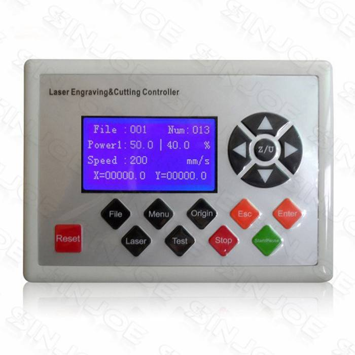 Co2 Laser Cutting Engraving Drilling DSP Controller Board Awc608