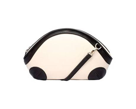 Women fashion Leather shell bag Smiling face mini female shoulder bag for female small Dumpling mess
