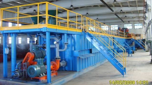 Diamond Drilling Mud Recycling System