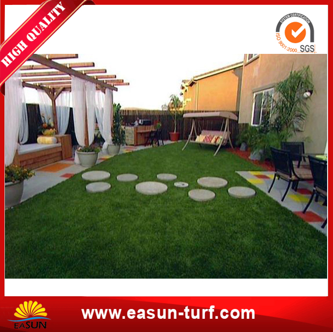 Outdoor Garden Artificial Fake Plastic Grass-MY