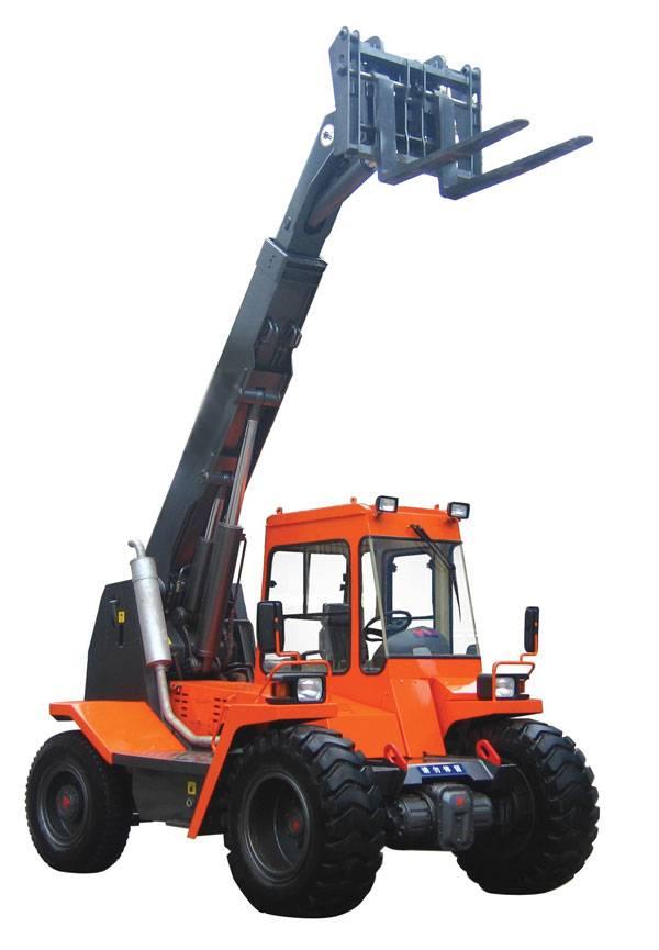 Master Forklift - 3.5-6.0 ton Telescopic Forklift Telehandler