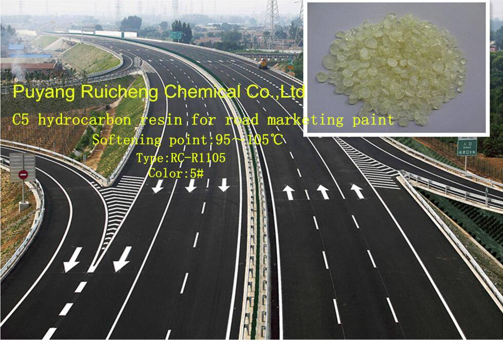 C5 Aliphatic Resin- for Hot Melt Road Marking Paints