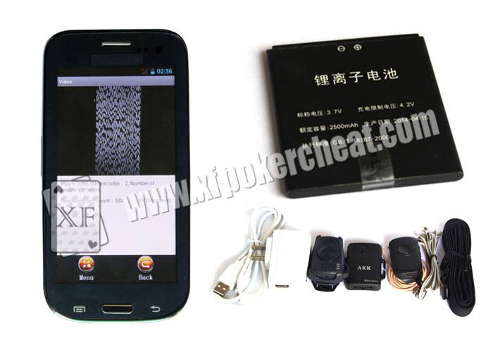 Magic Show GALAXY Samsung ALL Poker Analyzer With Lithium Battery