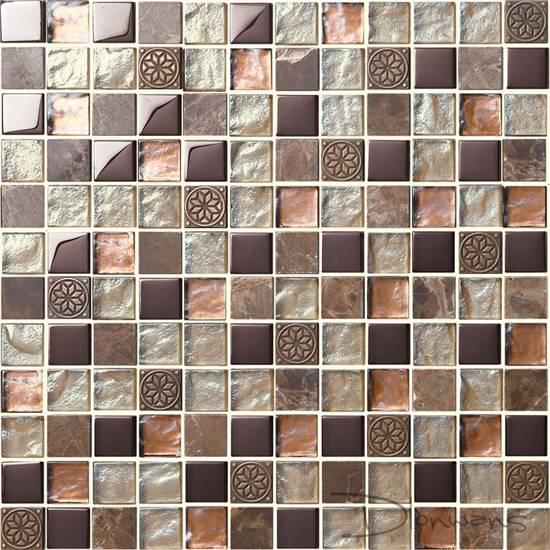 Mix Glass Mosaic MD 542