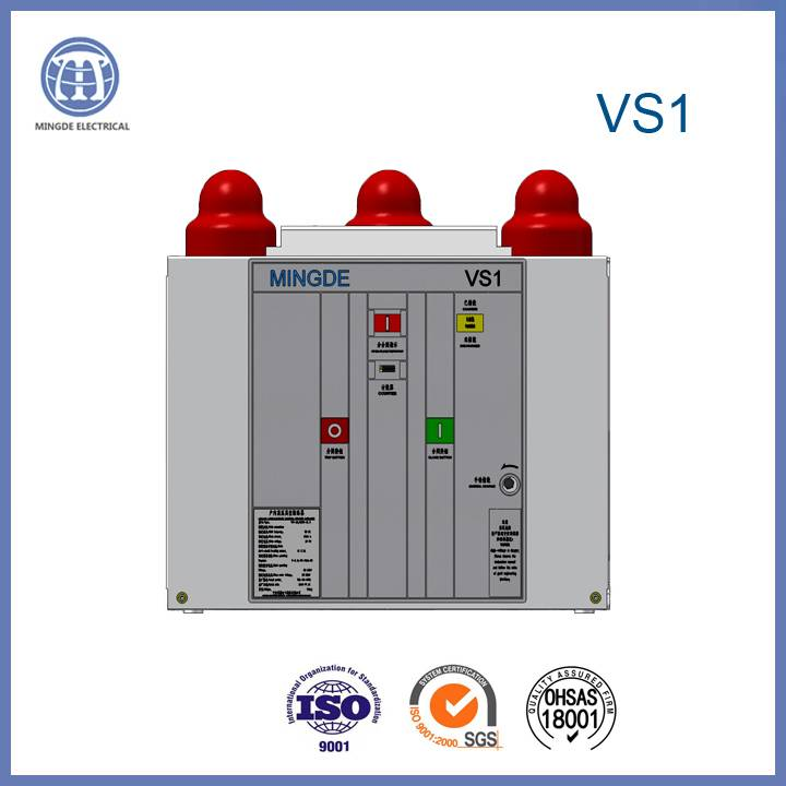 ZN63(VS1)-12 Indoor High-voltage Vacuum Circuit Breaker