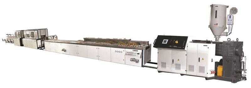 XRXC Series PVC Profile Extrusion Line