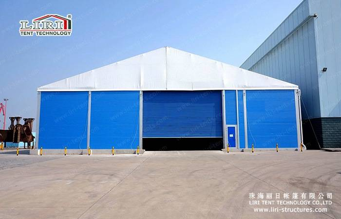 Outdoor Big Clear Span Aluminum Warehouse Canopy Tent for Sale