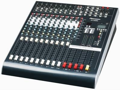 PS-1200MG Professional Audio Mixer