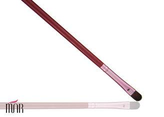 1pcs of synthetic concealer brush with brown hair