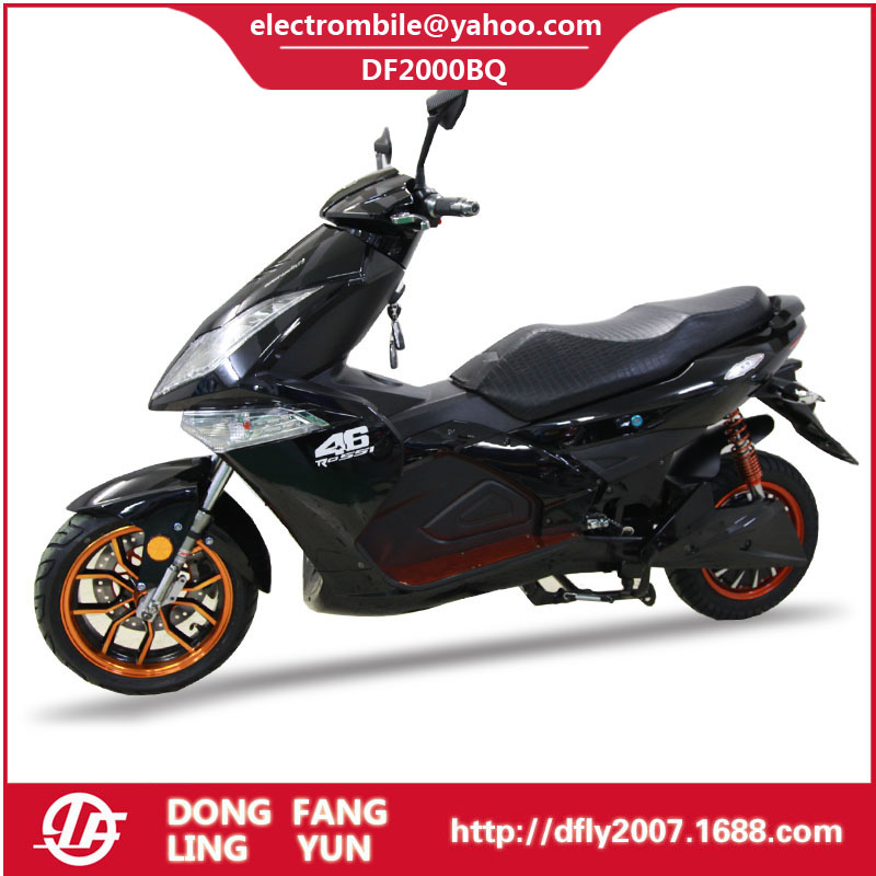 DF2000BQ - Hot selling electric scooter good quality electric motorcycle