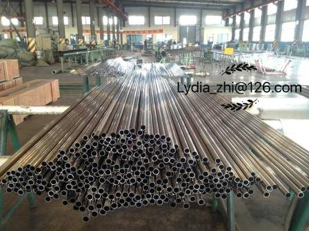Nickel tube from China manufacture