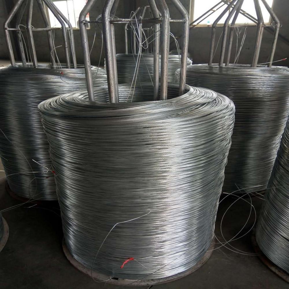 Galvanized Steel Wire for Constrcution