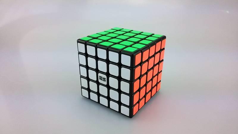 MoYu Huachuang 5×5 cube