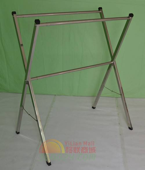 X Stainless Steel Telescopic Drying Rack