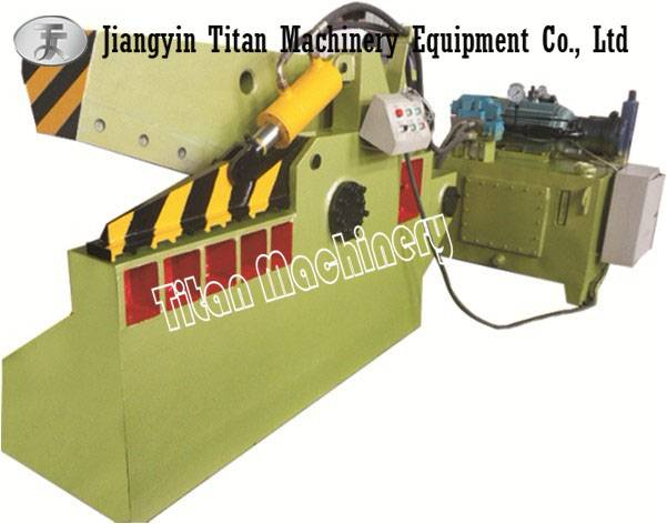 Q43-1000 hydraulic metal alligator shear