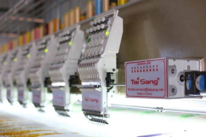 Tai sang embroidery machine Excellence model 928