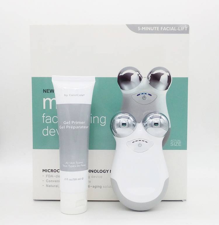 factory direct sale MINI facial toning device face master beauty equipment DHL free shipping