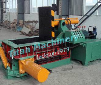 Y81 -630 Series Hydraulic metal baler