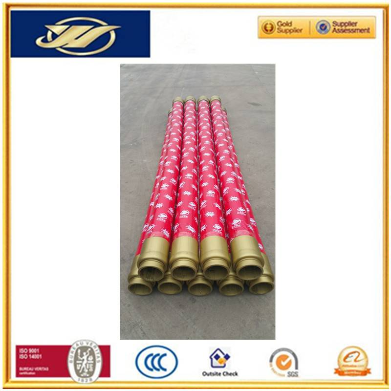 high pressure flexible concrete pump rubber hose