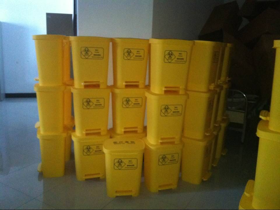50L medical garbage container