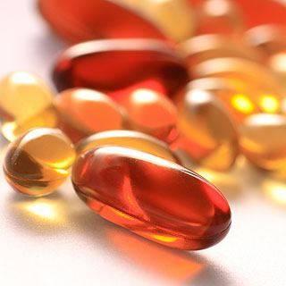Omega 3 chewable softgel