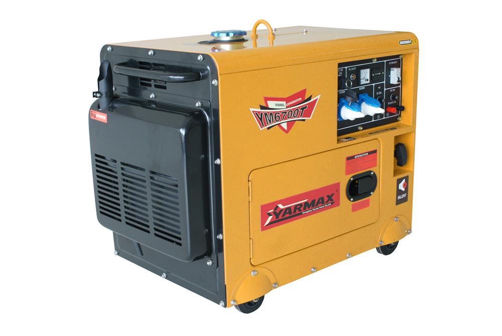 5.5kva 72db Diesel Generator with ATS