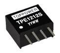 TPE Series DC/DC Converters 1W Isolated Single Output DC/DC Converters