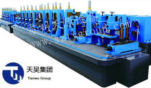 High frequency welding pipe equipment