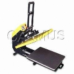 Flat Clamshell heat press machine