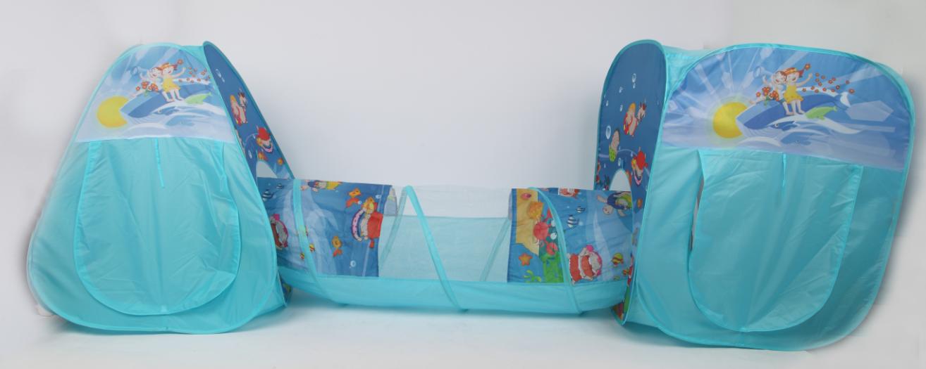Sea kids tent&tunnel sets