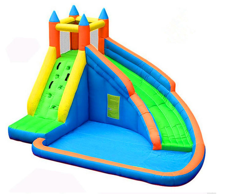Inflatable Slide with New Design