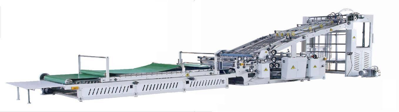 KTM1450 automatic flute laminator