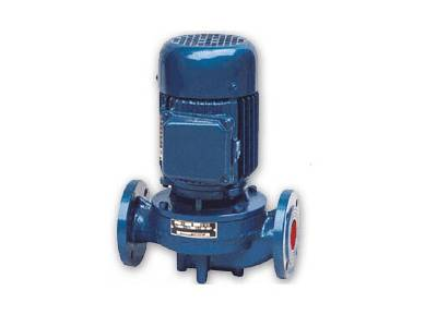 ISG in-line pumps