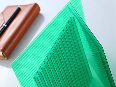 XINHAI 100%resin material hollow polycarbonate sheet roof sheets price per sheet