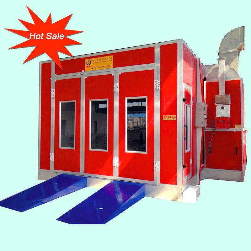 2015 Good Quality Car Spray Booth, Baking Oven, Drying Room