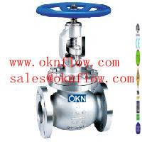 10  LCC/LCB/LC1/LC2/LC3/LC4 flanged globe valve
