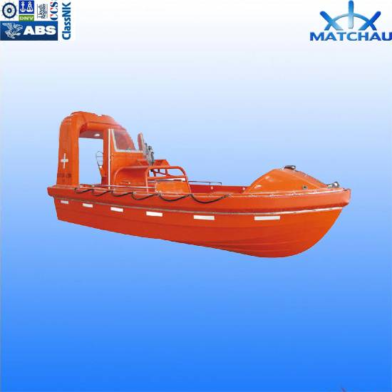 22 Persons FRP Offshore Fast Rescue Boat