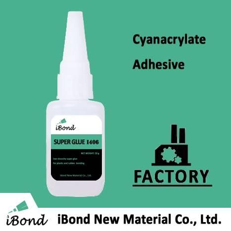 Cyanoacrylate super glue i406