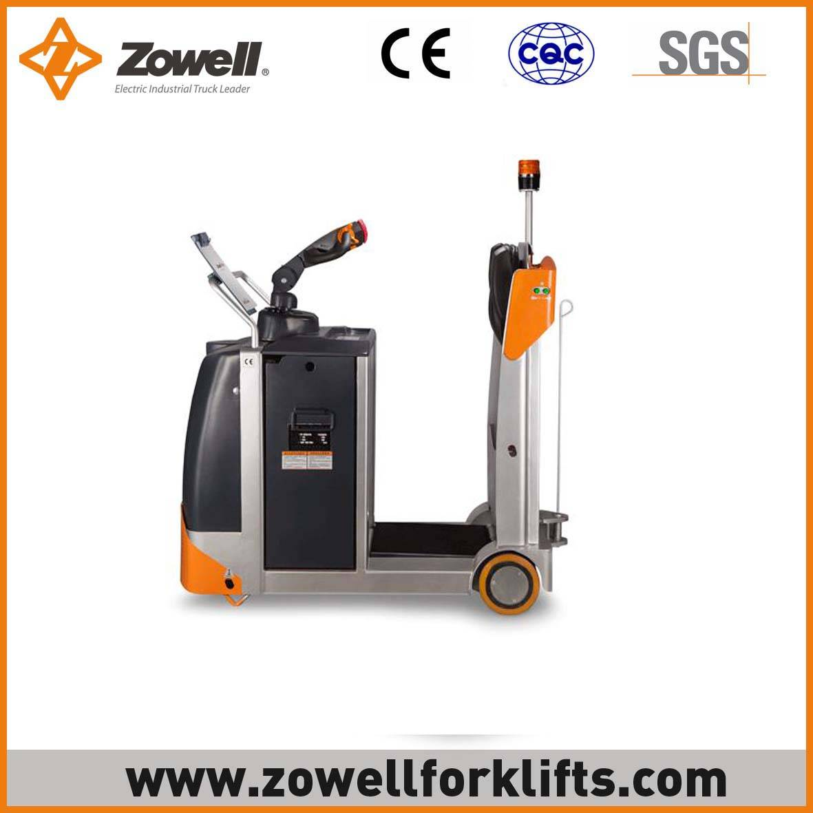 4 ton Electric Towing Tractor with EPS