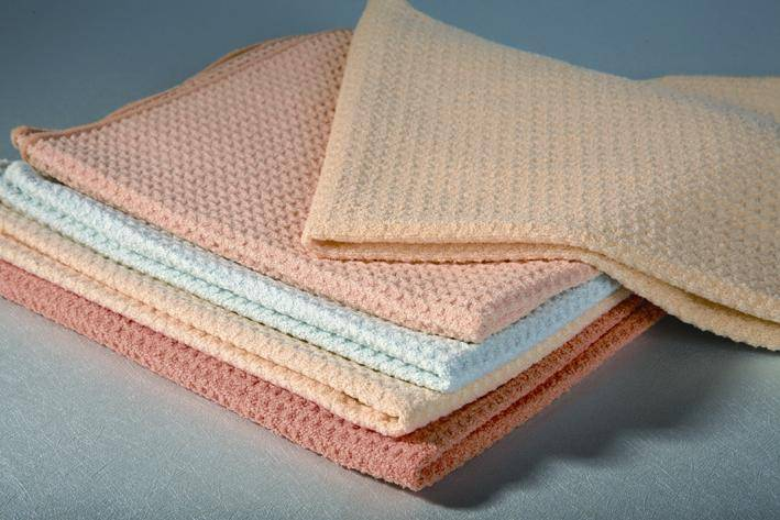 Microfiber Honeycomb Weave Cloth