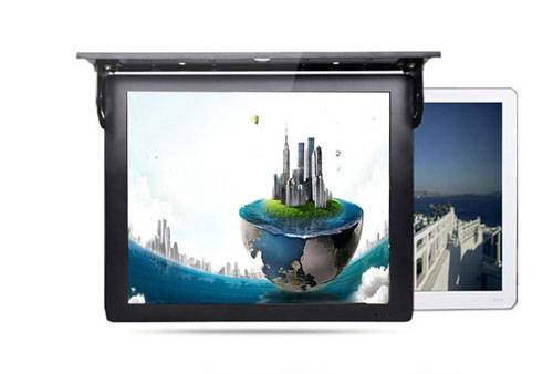 19 inch LCD bus Advertising player