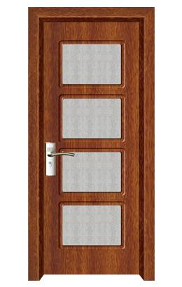 pvc louvre door (MP-029)