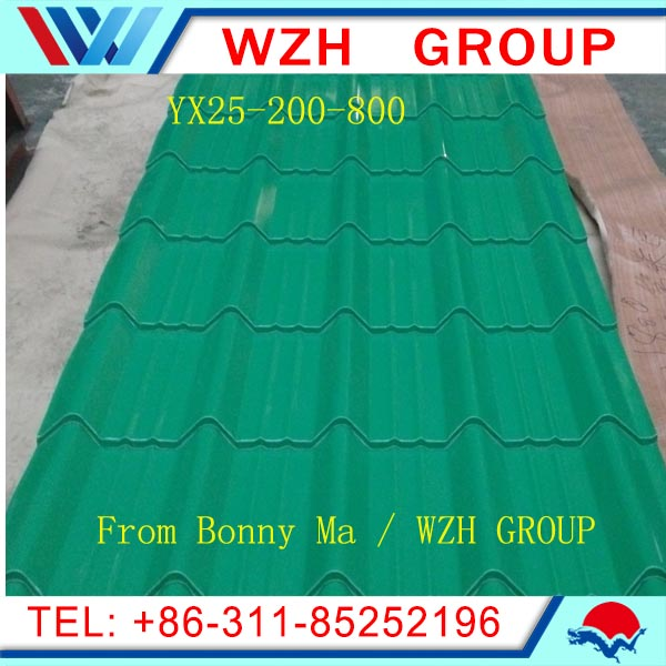Most popular metal steel sheet color coated roofing sheet and glavanized steel coil in sheet