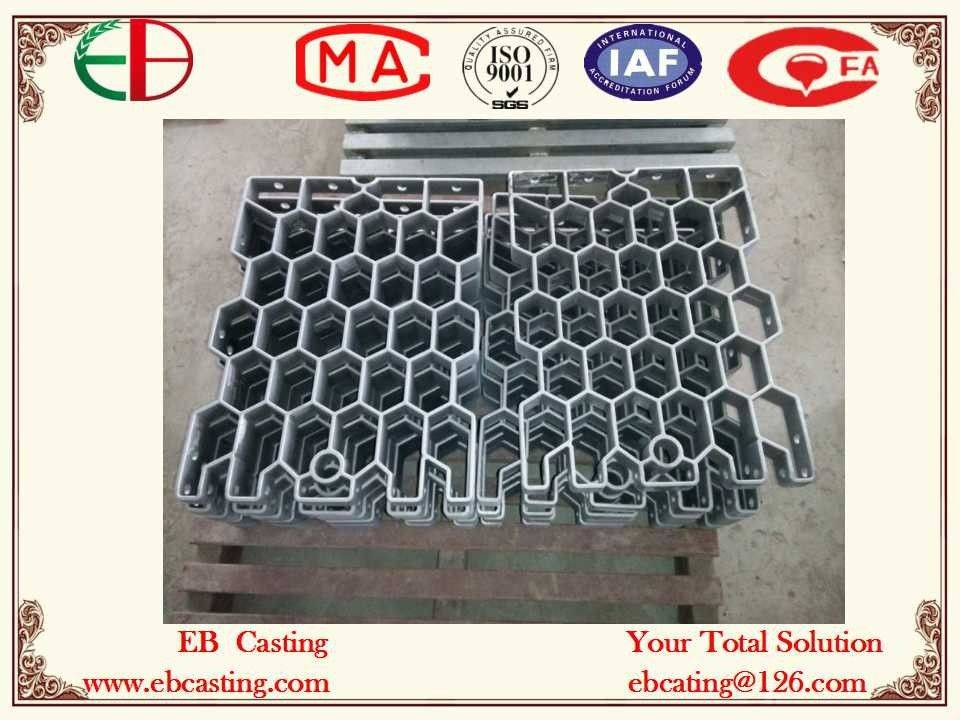 Grid Base Trays Size 600x400x40mm for Vaccum Sintering Furnaces EB22152