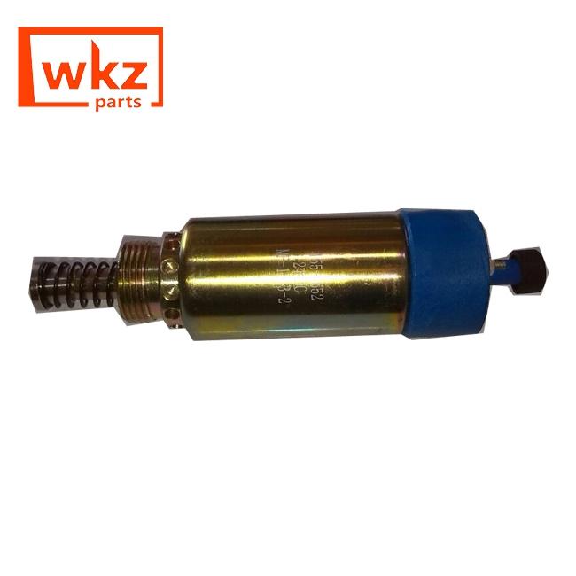 CAT 155-4652 155-4651 Fuel Shutoff Stop Solenoid