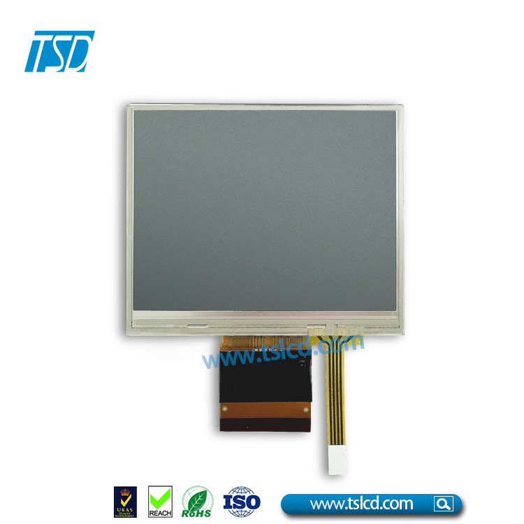 Resistive touch 3.5 inch TFT LCD display module 320240 with SSD2119 IC
