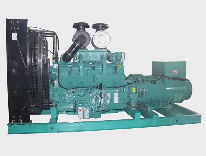 Chongqing Cummins diesel generator set 200KW-1100KW
