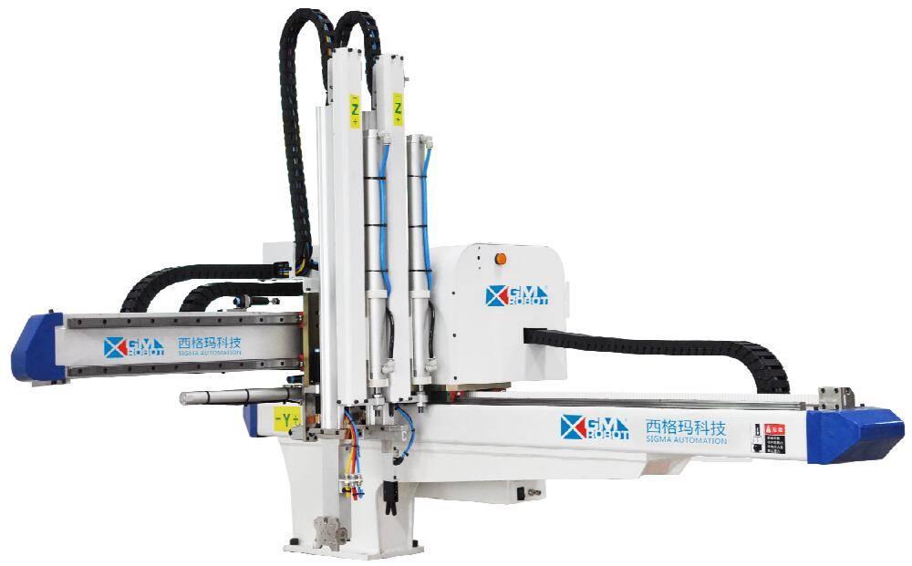 single axis servo driven beam robots
