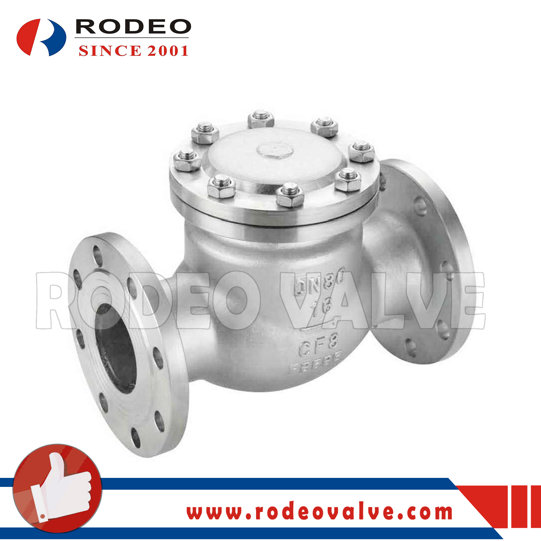 Flanged Style Check Valve