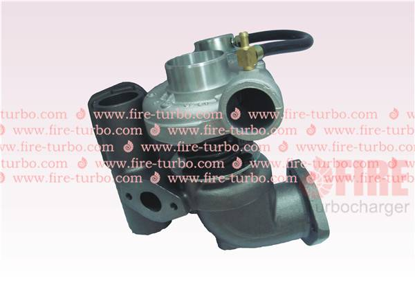 Land-Rover   Turbocharger T250-04